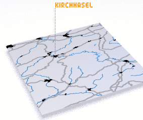 3d view of Kirchhasel