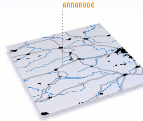 3d view of Annarode
