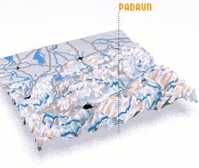 3d view of Padaun