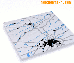 3d view of Reichertshausen