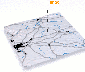 3d view of Hunas