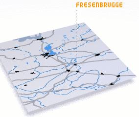 3d view of Fresenbrügge