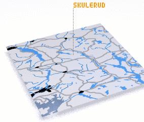 3d view of Skulerud