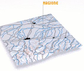 3d view of Magione