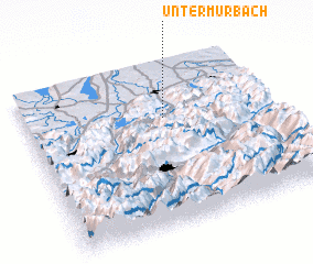3d view of Untermurbach
