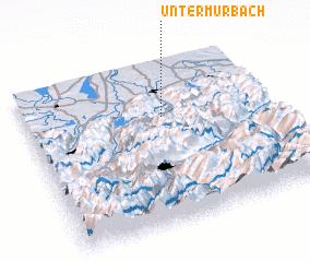 3d view of Untermurbach