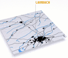 3d view of Laimbach