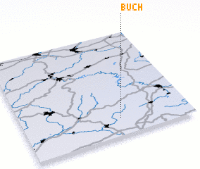 3d view of Buch
