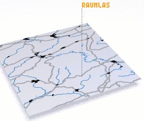 3d view of Räumlas