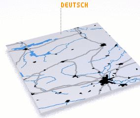 3d view of Deutsch
