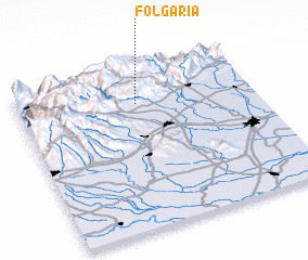 3d view of Folgaria