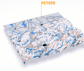 3d view of Petern