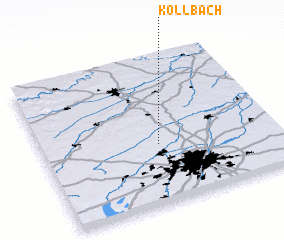 3d view of Kollbach