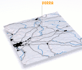 3d view of Vorra