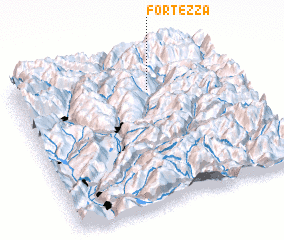 3d view of Fortezza
