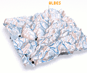 3d view of Albes