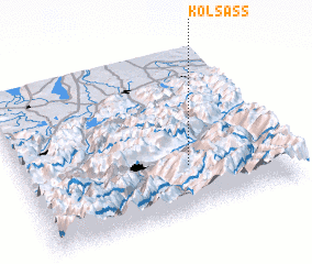 3d view of Kolsass