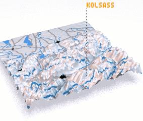 3d view of Kolsass