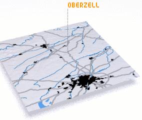 3d view of Oberzell