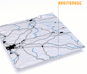 3d view of Breitenegg