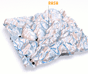 3d view of Rasa