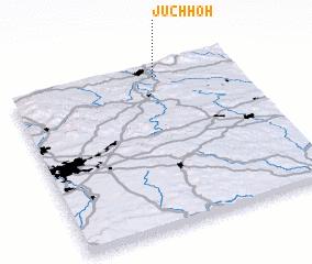 3d view of Juchhöh