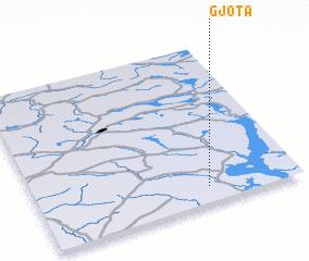 3d view of Gjota