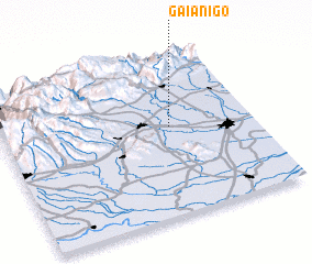 3d view of Gaianigo