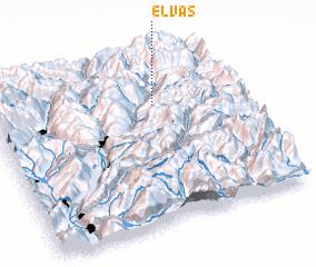 3d view of Elvas