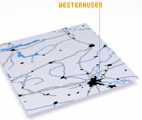 3d view of Westerhüsen