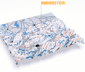 3d view of Marienstein