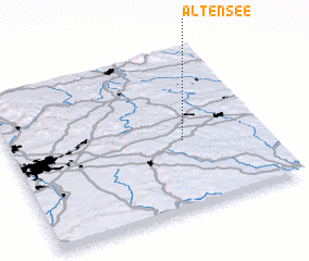 3d view of Altensee