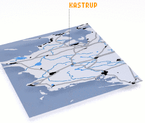 3d view of Kastrup