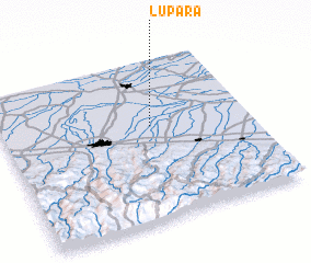 3d view of Lupara