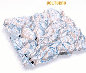 3d view of Velturno