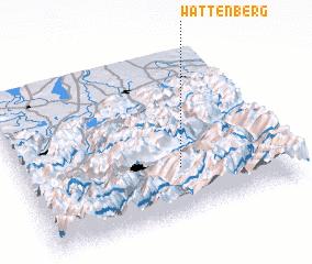 3d view of Wattenberg