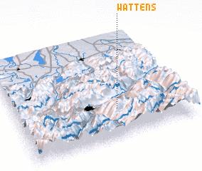 3d view of Wattens