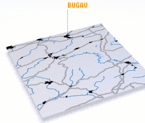 3d view of Bugau