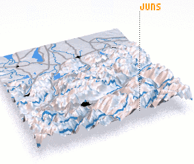 3d view of Juns