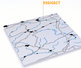 3d view of Rodigast