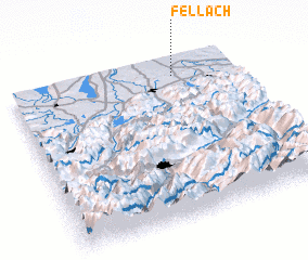 3d view of Fellach