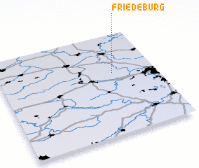 3d view of Friedeburg