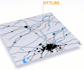 3d view of Sittling