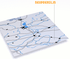 3d view of Neu Premslin