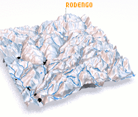 3d view of Rodengo