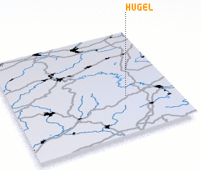 3d view of Hügel