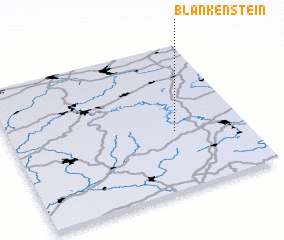 3d view of Blankenstein