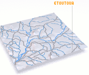 3d view of Etoutoua