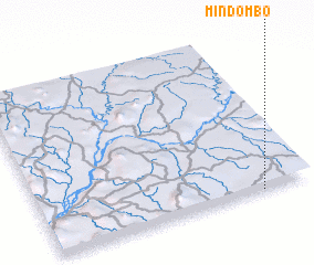 3d view of Mindombo