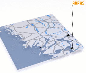 3d view of Anrås